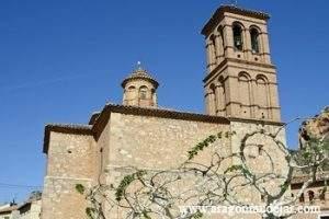 Parroquia de la Natividad de Nuestra Señora (Alhama de Aragón)
