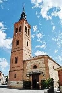 parroquia de la natividad de nuestra senora san martin de la vega