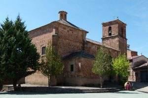 parroquia de la natividad palmaces de jadraque