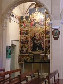 Parroquia de la Nativitat de la Mare de Déu (Cabacés)