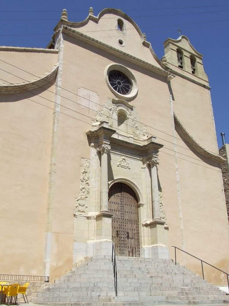 parroquia de la nativitat de la mare de deu capcanes