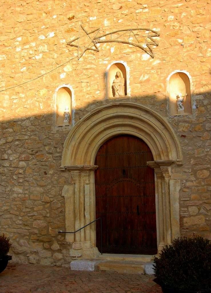parroquia de la nativitat de la mare de deu la morera de montsant