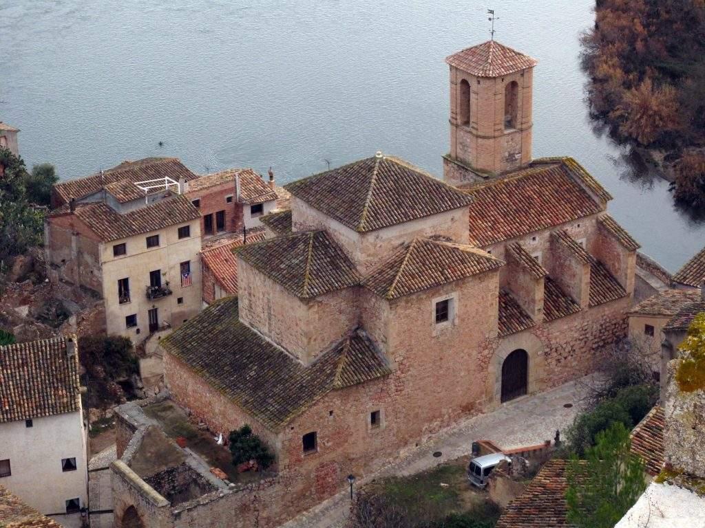 parroquia de la nativitat de la mare de deu miravet