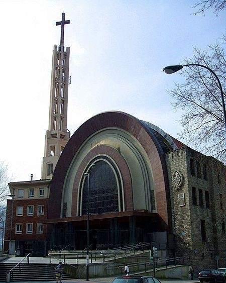 parroquia de la pasion del senor bilbao