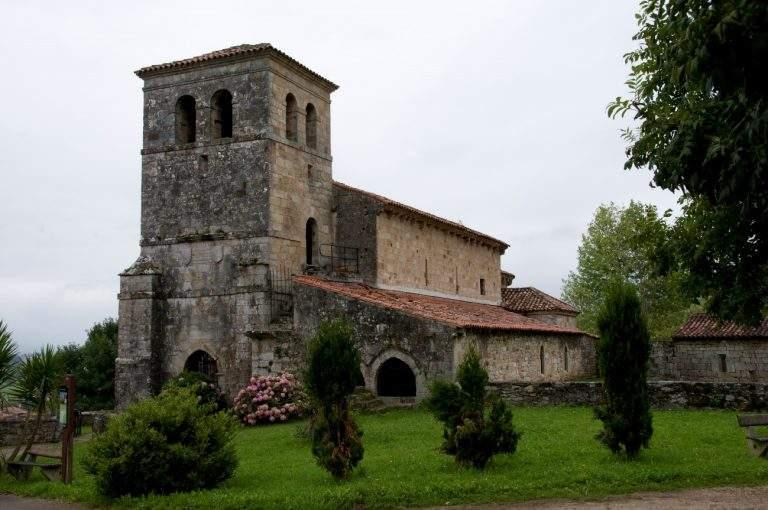 parroquia de la penilla santa maria de cayon