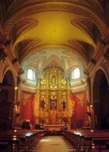 parroquia de la presentacion de nuestra senora jarque de moncayo 1
