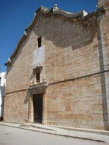 parroquia de la purificacion de maria la salzadella