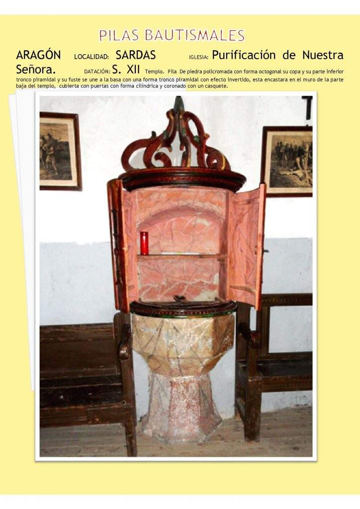 parroquia de la purificacion de maria sardas