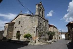 parroquia de la purificacion de nuestra senora fresnedilla