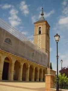parroquia de la purisima concepcion ajalvir