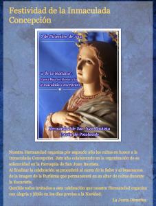 parroquia de la purisima concepcion alcadozo