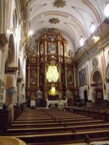 Parroquia de la Purísima Concepción (Bétera)