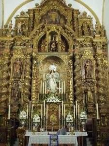 parroquia de la purisima concepcion castilleja de la cuesta