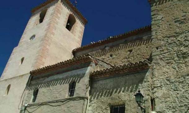 parroquia de la purisima concepcion castillejar 1