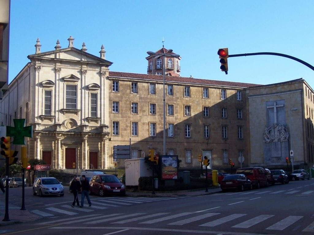 parroquia de la purisima concepcion gijon