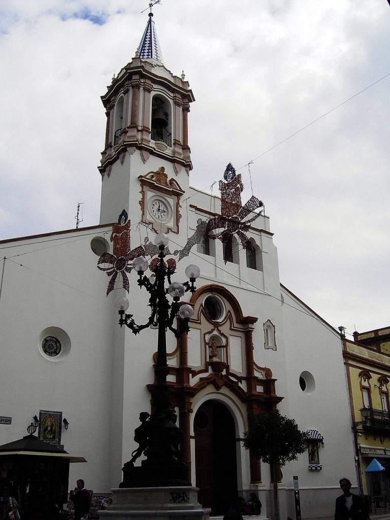 parroquia de la purisima concepcion huelva