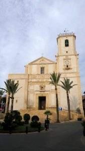 parroquia de la purisima concepcion la nucia 1