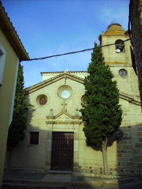 parroquia de la purisima concepcion madronera