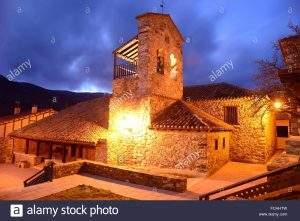 parroquia de la purisima concepcion puebla de la sierra
