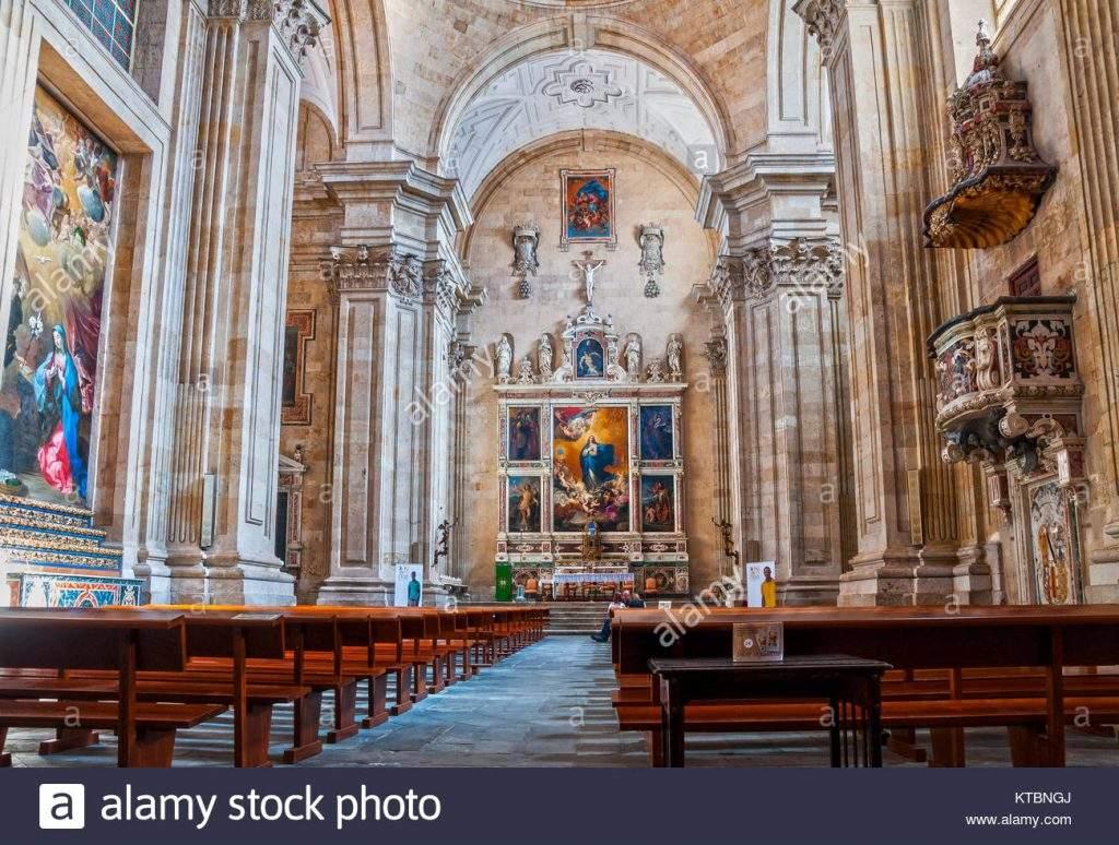 parroquia de la purisima concepcion salamanca