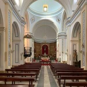 parroquia de la purisima concepcion sorbas