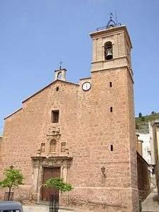 parroquia de la purisima concepcion vall de almonacid
