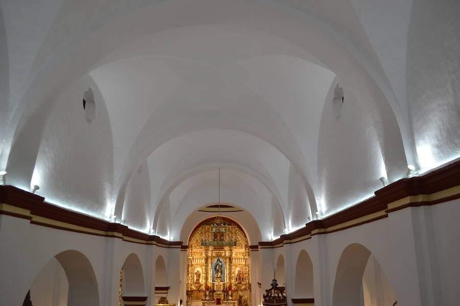 parroquia de la purisima concepcion villanueva del fresno