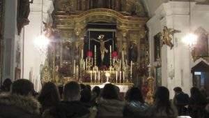 parroquia de la purisima concepcion villaverde del rio