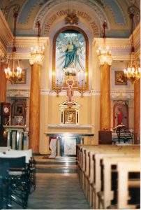 parroquia de la purisima segart