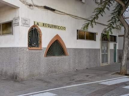 parroquia de la resurreccio cas capiscol palma de mallorca