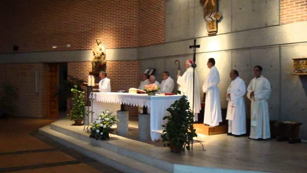 parroquia de la resurreccion del senor segovia