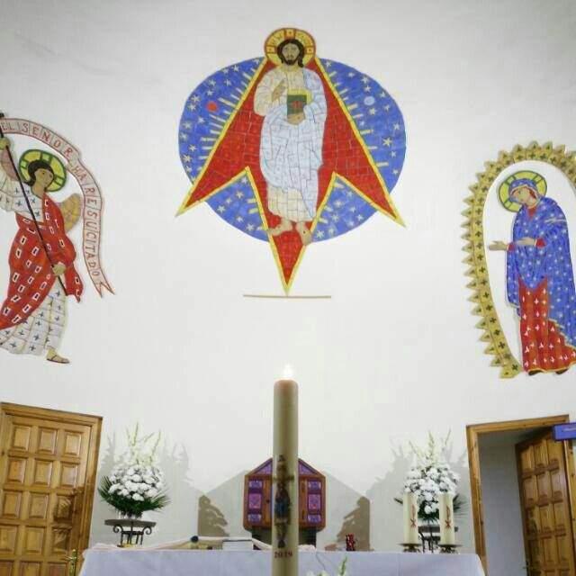 parroquia de la resurreccion del senor sevilla