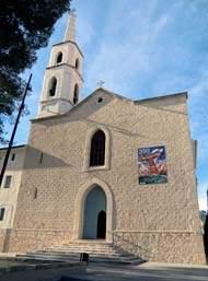 Parroquia de la Sagrada Familia (Franciscanos) (Pego)