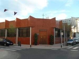 parroquia de la sagrada familia gandia 1