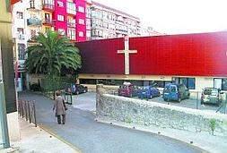 parroquia de la sagrada familia irun