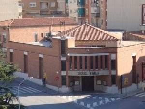 Parroquia de la Sagrada Família (Manresa)