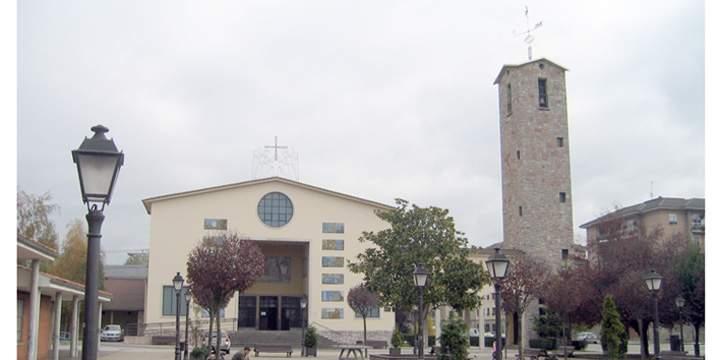 parroquia de la sagrada familia oviedo