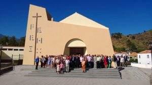 parroquia de la sagrada familia tajuya