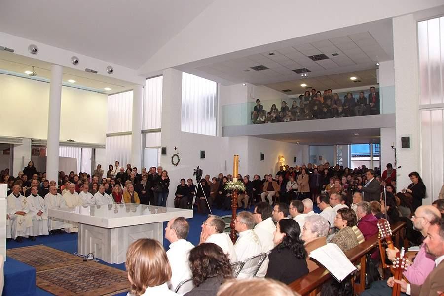 parroquia de la sagrada familia valencia