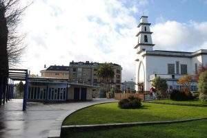 Parroquia de la Sagrada Familia (Vilaboa) (Culleredo)