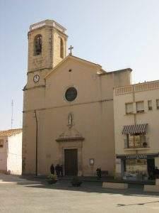parroquia de la santa creu calafell 1