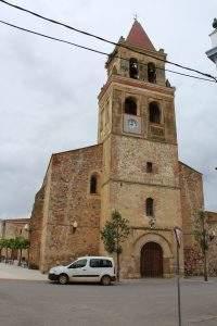 parroquia de la santa cruz arroyo de san servan