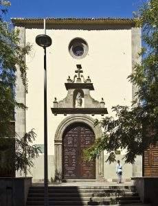 parroquia de la santa cruz buenlugar firgas
