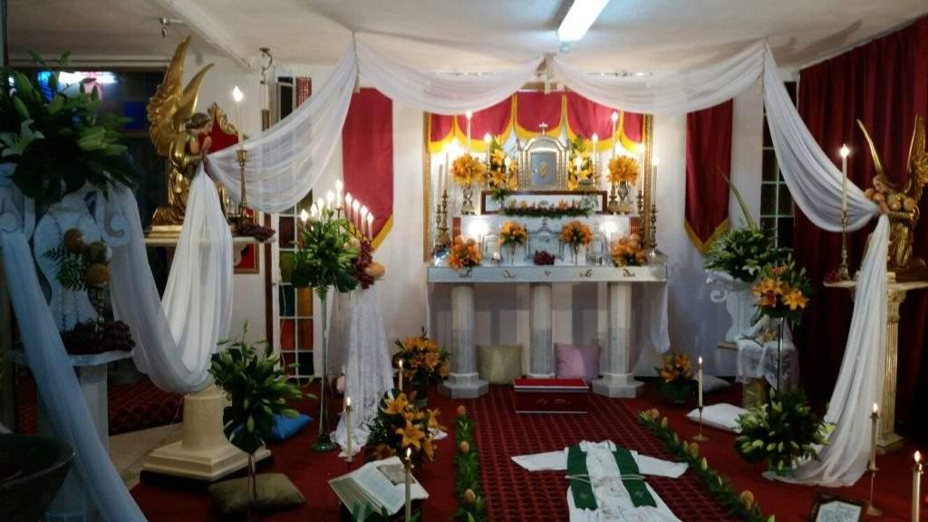 parroquia de la santa cruz de ofra san cristobal de la laguna