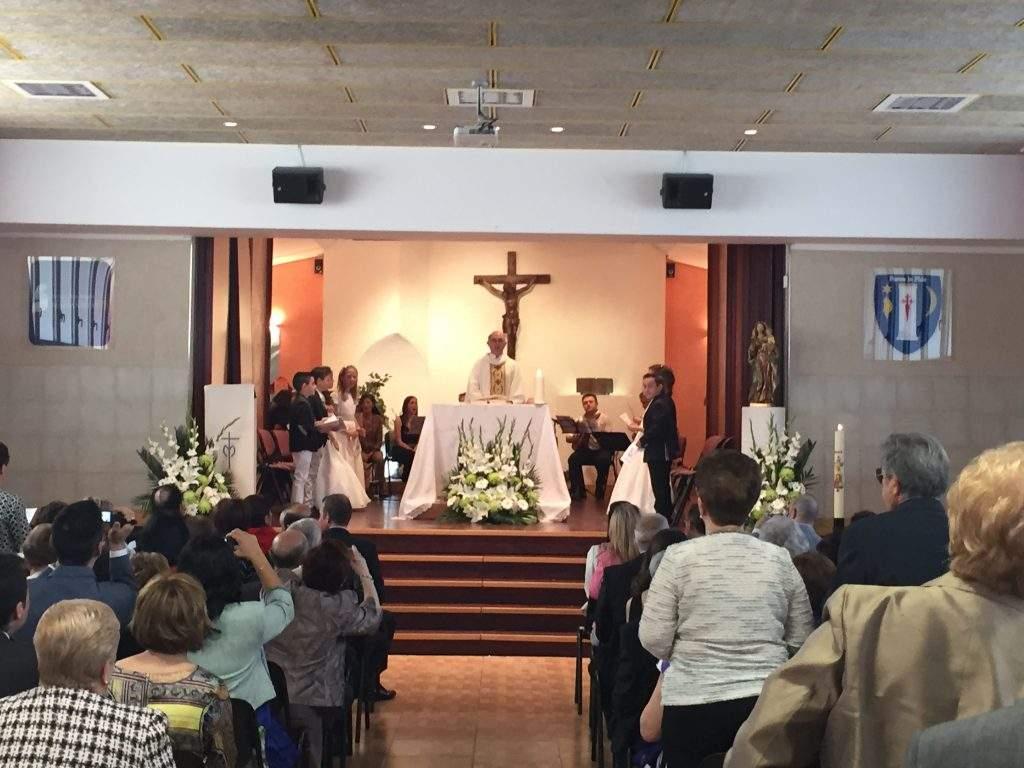 parroquia de la santa cruz marianistas zaragoza