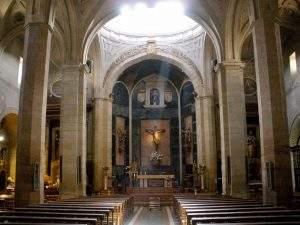 parroquia de la santa cruz najera