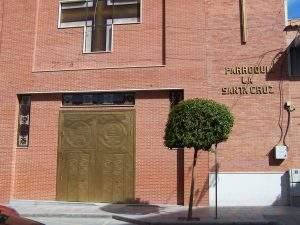 parroquia de la santa cruz petrer