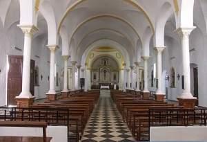 parroquia de la santa cruz puebla de guzman