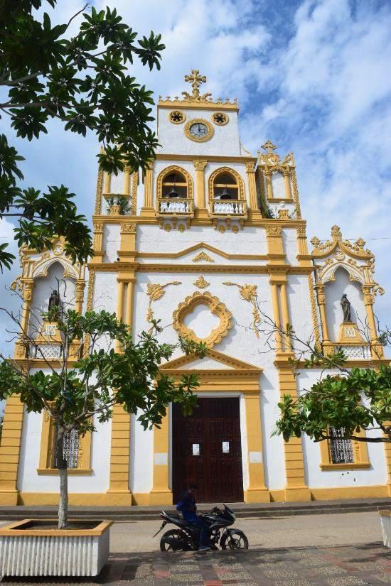 parroquia de la santa cruz santa cruz