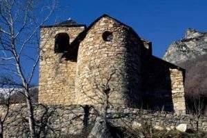 parroquia de la santa cruz y san marcos montanuy